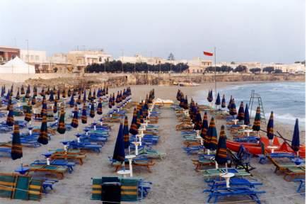 Foto di SAN FOCA (tratta da  http://spiaggesalento.unile.it/sfoca2.htm)